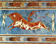Knossos - Heraklion Archaeological Museum - Heraklion City